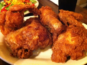 Fried Chicken in New Orleans